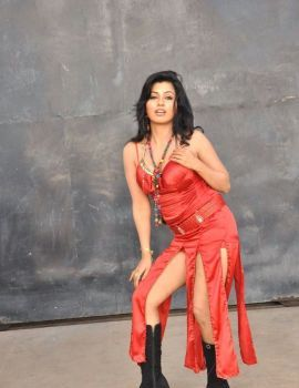 Aarthi Puri Spicy Photoshoot Stills