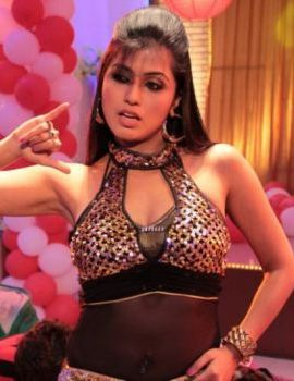 Telugu Actress Aarthi Puri Hot Item Song Photos