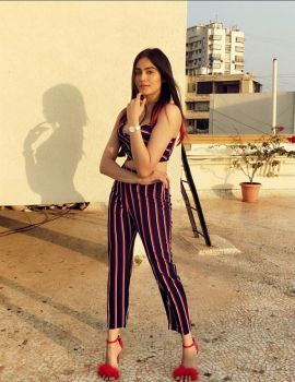 Actress Adah Sharma New Portfolio Pics