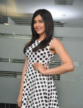 Adah Sharma at Kshanam Press Meet Photos