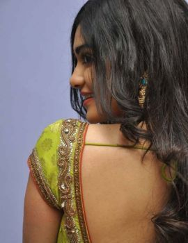 Adah Sharma Photos at Garam Movie Press Meet