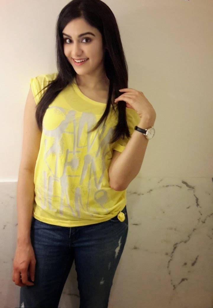 Adah Sharma Stills at Calvin Klein Store Launch