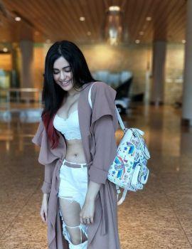 Adah Sharma Stunning Stills at Mumbai Airport