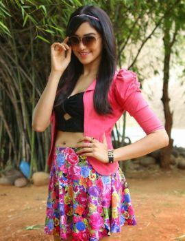 Beautuful Actress Adah Sharma at Garam Movie Launch