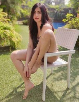 Bollywood Actress Adah Sharma Latest Stills
