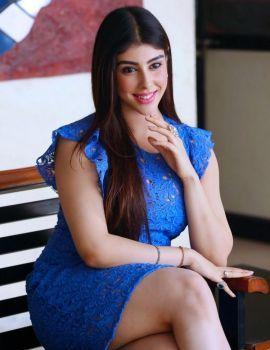 Telugu Actress Aditi Singh Latest Photoshoot Stills