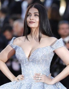 Aishwarya Rai at Cannes Film Festival 2017 Red Carpet