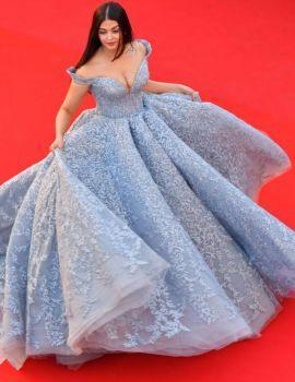 Aishwarya Rai at Cannes Film Festival 2017 Red Carpet