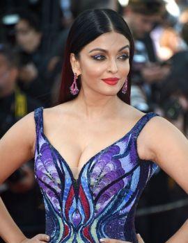 Aishwarya Rai at 'Girls Of The Sun' Premiere at 2018 Cannes Film Festival
