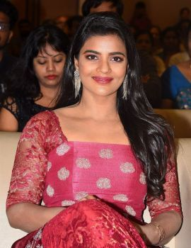 Aishwarya Rajesh at Missmatch Movie Pre Release