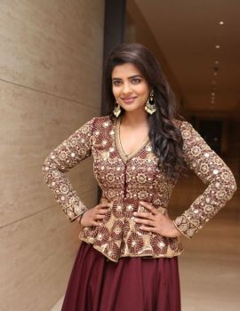 Aishwarya Rajesh at World Famous Lover Pre-Release