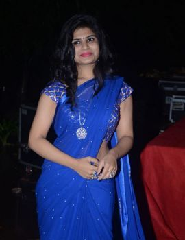 Telugu Actress Alekhya Photos at Happy Birthday Movie Audio Launch