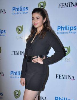 Alia Bhatt at Femina Magazine's 55th Anniversary Issue Launch