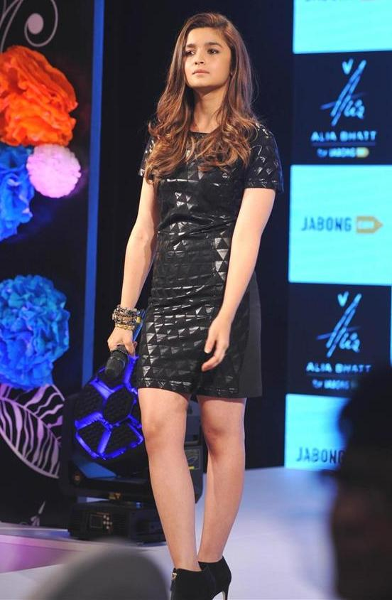 Alia Bhatt at Jabong Collections Launch Event