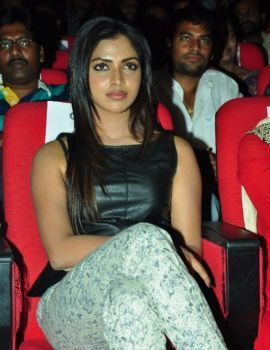 Amala Paul at Iddarammayilatho Movie Audio Launch
