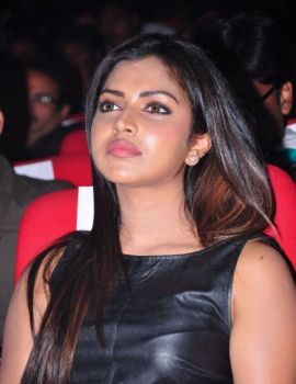 Amala Paul at Iddarammayilatho Movie Audio Launch