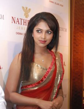 Amala Paul at Kama Platinum Launch