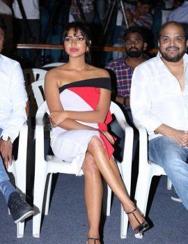 Amala Paul Stills at Dongodochadu Movie Press Meet