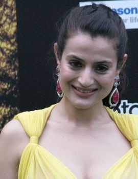 Ameesha Patel at IIFA Award Function