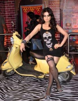 Ameesha Patel Stills from Desi Magic Film