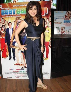Amrita Raichand at Baat Bann Gayi Music release