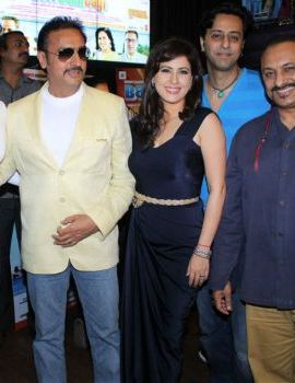 Amrita Raichand at Baat Bann Gayi Music release