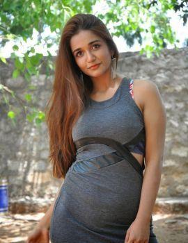 Anaika Soti at 365 Days Release Date Press Meet