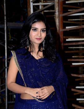 Ananya Nagalla Photos at Vakeel Saab Movie Pre-Release Event