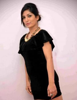 Anitha Bhat Photos at Days Of Borapura Film Trailer Release