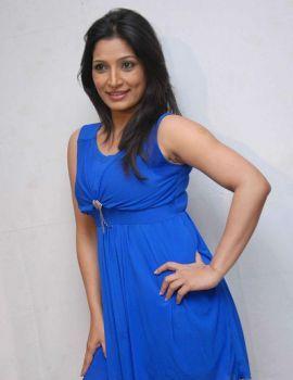 Anitha Bhat Stills at Nage Bomb Press Meet