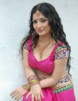 Kannada Actress Anitha Bhat Hot Photoshoot Stills