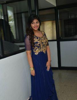 Telugu Actress Anjali Stills at Dictator Movie Opening