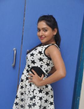 Anjana Deshpande Stills at Nenu Naa Friends Premier Show