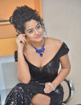 Anketa Maharana Photos at Telugu Movie 4 Letters Audio Launch