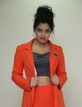 Telugu Actress Anketa Maharana Photos at Ullala Ullala Movie Interview