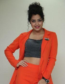 Telugu Actress Anketa Maharana Photos at Ullala Ullala Movie Interview