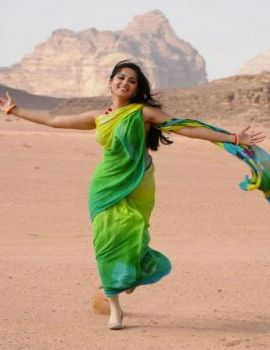 Anushka in Ragada Movie