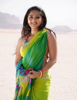 Anushka in Ragada Movie