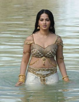 Anushka Shetty in Rudhramadevi Movie