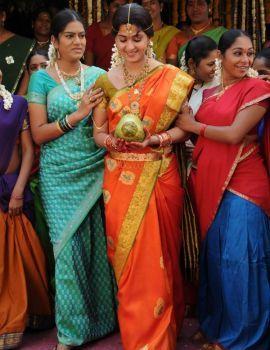 Anushka Shetty Photos from Tamil Movie Panchamukhi