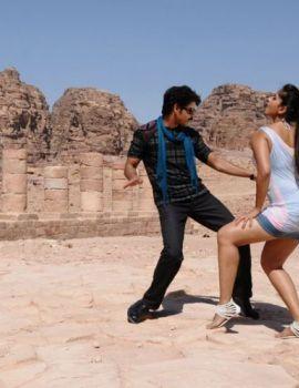 Anushka Shetty Ragada Movie Stills