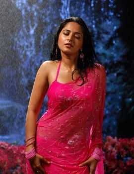 Anushka Shetty Rain Dance Stills from Movie Baladoor