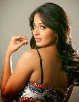 Anushka Shetty Spicy Photoshoot