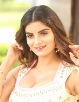 Anveshi Jain Stills at Commitment Movie Teaser Release