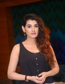 Actress Veda at Sutraa Fashion Exhibition Curtain Raiser