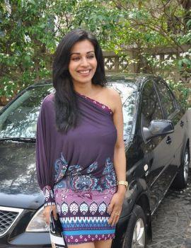 Asha Saini Latest Photoshoot Stills
