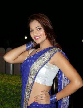 Ashwini at AIINA Women Awards Curtain Raiser Event