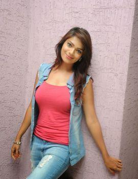 Ashwini Latest Photoshoot Stills in Blue Jeans