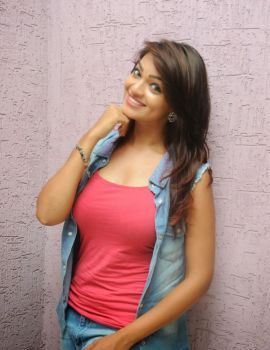 Ashwini Latest Photoshoot Stills in Blue Jeans