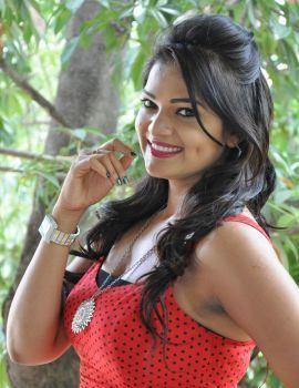 Ashwini Stills at Pelliki Mundu Prema Katha Movie Opening